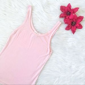 forever 21 pink tank top [nwot]